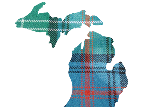 Old Ancient Sutherland Tartan michigan