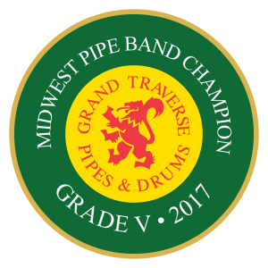 Midwest Pipe Band Champions 2017